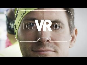 Kampagne: Intersport: I run VR you