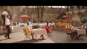Kampagne: Babbel 2017: Spanisch