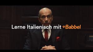 Kampagne: Babbel 2017: Italienisch