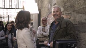 Kampagne: 2h04 with Kevin Costner - When the TGV speeds up, Hollywood must follow