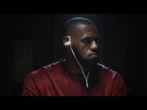 Kampagne: Beats By Dre: #BeaHeard feat. LeBron James, Kevin Durant, Draymond Green, & James Harden