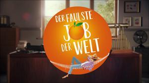 Kampagne: Valensina - Der faulste Job der Welt