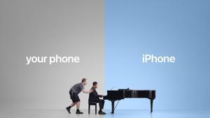Kampagne: iPhone — Music — Apple