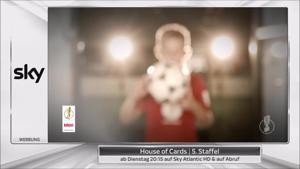 Kampagne: Ergo - Balltragekind: Nach dem Spiel
