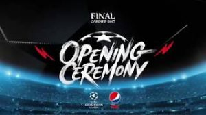 Kampagne: Pepsi - UEFA Champions League Final Opening Ceremony: Black Eyed Peas