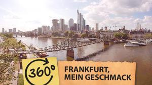 Kampagne: Maggi Kochstudio - Frankfurt, mein Geschmack | 360° Drohnenflug