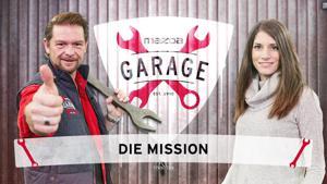 Kampagne: Mazda Garage Teaser
