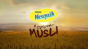 Kampagne:  Nestlé - Knuspermüsli - TVC - Deutschland