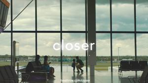 Kampagne: Heathrow brings people closer. Wonderers, keep wondering.