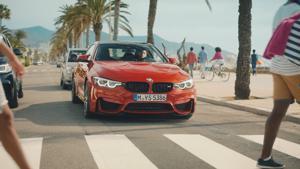 "Kampagne: BMW M ""Beach View"""