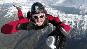"Kampagne: ""McFlurry. Geht immer."" - Skydiving"