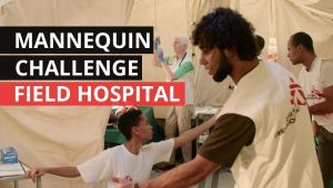 Kampagne: Medecins sans Frontières - Mannequin Challenge