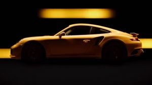 Kampagne: Porsche: The 911 Turbo S Exclusive Series. The exceptional.