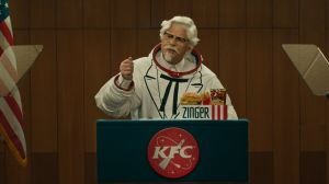Kampagne: KFC | Announcement | Space Mission