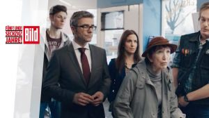 "Kampagne: 65 Jahre ""Bild"" - Günters Kiosk"