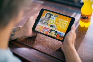 Kampagne: Fanta Werbung 2017 - Omnisensorisch!