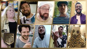 Kampagne:  Circus HalliGalli Disstrack feat. Marteria, Sido, Beginner, Kool Savas, Cro, Fahri Yardim, Clueso