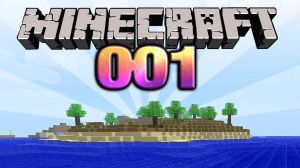 Kampagne: Let's Play Minecraft #001- Gronkh