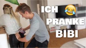 Kampagne: Ich habe Bibi geprankt | Julienco