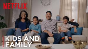 Kampagne: Kids Interactive Adventure: Netflix