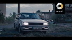 Kampagne: Bist du mutig genug, Abschied zu nehmen? | smart electric drive Carsino