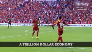 Kampagne: Come to Turkey, Discover your own story - W. Sneijder - L. Podolski