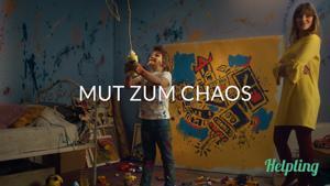 Kampagne: Unsere kleine Familie und das Kunstwerk | Helpling
