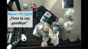 "Kampagne: NEU! Sodastream TV-Spot ""Time to say goodbye"""