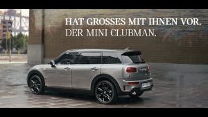 Kampagne: Mini Clubman