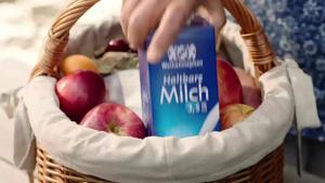 Kampagne: Weihenstephan - So muss a gscheide Milch schmecken!