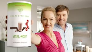 Kampagne: Wirkt und schmeckt - Charlotte Eden Vitalkost TV Spot