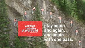 Kampagne: Verbier Infinite Playground Pass