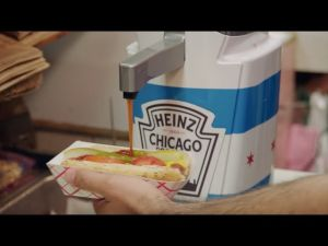Kampagne: Heinz Ketchup - Chicago Dog Sauce (Extended Cut)