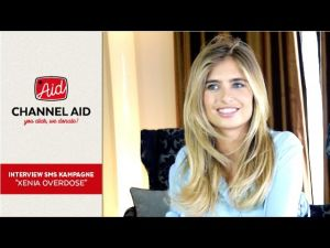 Kampagne: Channel Aid Talk | Xenia van der Woodsen
