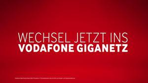 Kampagne: Vodafone Giga Netz
