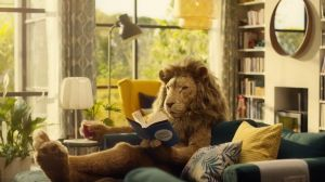 Kampagne: IKEA UK - Lion Man