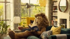 "Kampagne: IKEA - Lion Man - TV Advert 60"" #WonderfulEveryday"