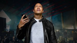 Kampagne: iPhone 7 — The Rock x Siri Dominate the Day — Apple