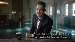 Kampagne: Café Royal