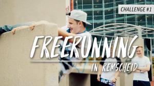 Kampagne: Meine Freerunning-Challenge | Der Hardi | Unser abgefahrener Sommer