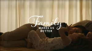 Kampagne: Tesco Ireland: Family Makes Us Better