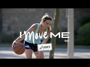 Kampagne: Asics - #IMoveMe: Kayla