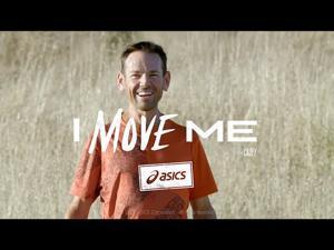 Kampagne: Asics - #IMoveMe: Casey