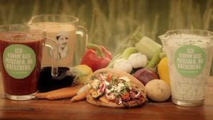 Kampagne: Mustafa's Gemüsekebap - Davor steh ich mit meinem Namen (2011)