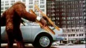 Kampagne: King Kong Volkswagen Commercial  (1972)