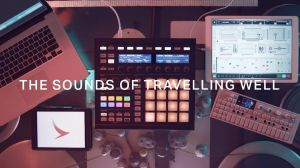 Kampagne: The Sounds of Travelling Well - Cathay Pacific