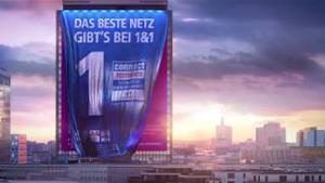 Kampagne: Das Beste Netz gibt's bei 1&1!