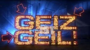 """Kampagne: Saturn Retro-Kampagne """"Geiz ist geil"""""""