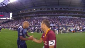 Kampagne: Ref Cam: Sights and Sounds from the 2013 ATT MLS All-Star Game