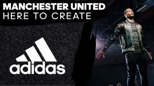 Kampagne: Adidas: Manchester United - Here to Create